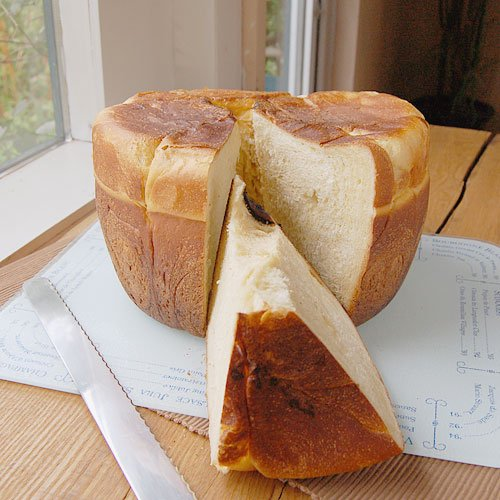 【王様のパン】プレーンの鍋パン