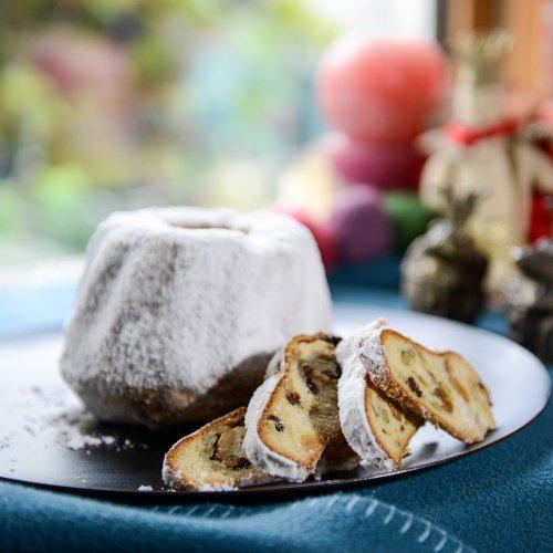 クリスマスケーキ(クグロフ)