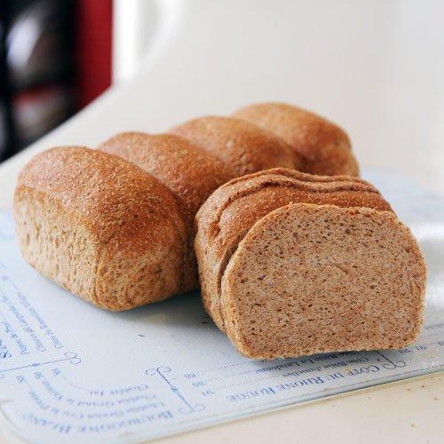 全粒粉100%の食パン