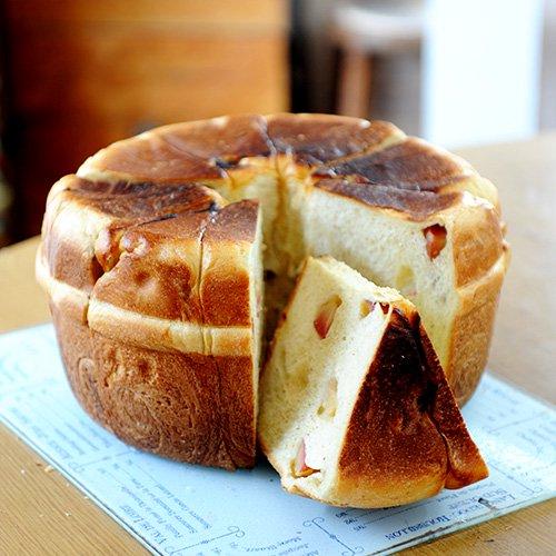 りんごの鍋パン