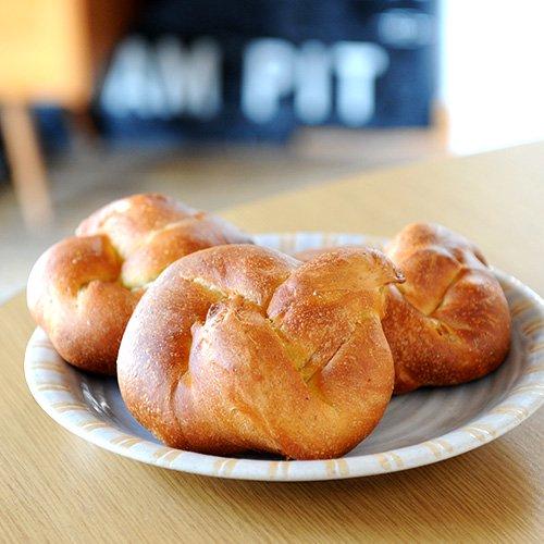 マーマレードパン