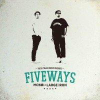 MC松島 vs LARGE IRON「FIVE WAYS」CD