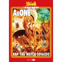 太華 & SharLee「AsONE -RAP TAG MATCH- 20161230」初回限定特典付DVD