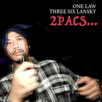 DJ ONE-LAW「2PACS…」限定150枚MIX CD