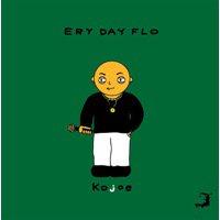 5/27 Kojoe x Aaron Choulai「ERY DAY FLO」CD(予約)