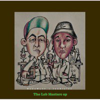 BUDAMUNK & JOE STYLES「THE LAB MASTERS EP」CD