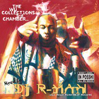 DJ R-MAN「THE WU COLLECTIONS 3rd CHAMBER」MIX CD