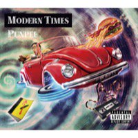 PUNPEE「MODERN TIMES」CD