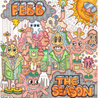 5/23 FEBB「THE SEASON」完全限定生産LP(予約)
