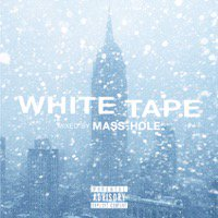 2/上 MASS-HOLE「WHITE TAPE」MIX CD(予約)