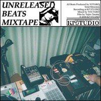 Yotaro「UNRELEASED BEATS MIXTAPE」MIX CD
