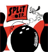 Ali-Kick & Maruhiproject「SPLIT EP Vol.3」完全限定500枚12""