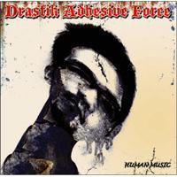 Drastik Adhesive Force「Human Music」CD