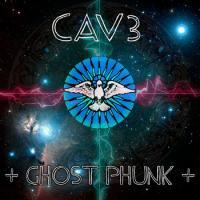 CAV3「GHOST PHUNK」CD