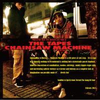 DJ SCRATCH NICE「THE TAPES CHAINSAW MACHINE」限定300枚MIX CD