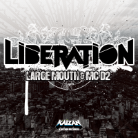 LARGE MOUTH & MC D2「LIBERATION」CD
