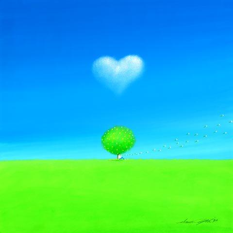 アートグラフ【Heart Land】30角サイズ
