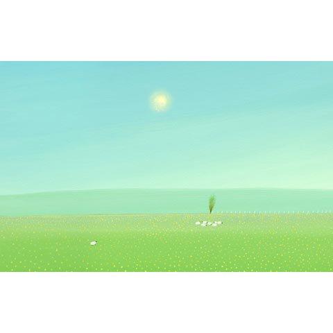 アートグラフ【あたたかな午後】太子サイズ