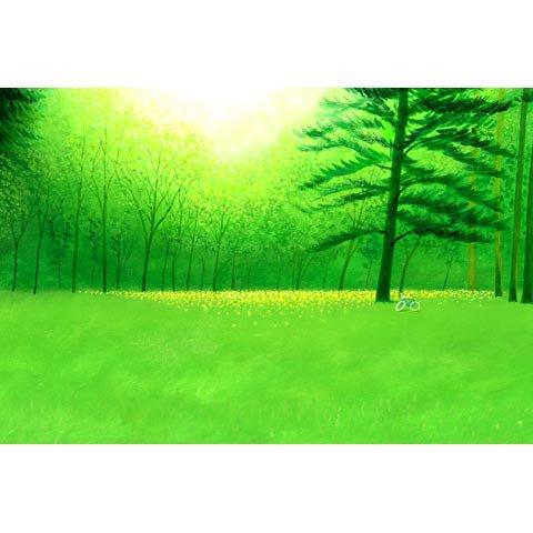 アートグラフ【ひとり林に】太子サイズ