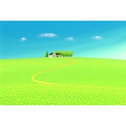 アートグラフ【Highlandscape】大衣サイズ