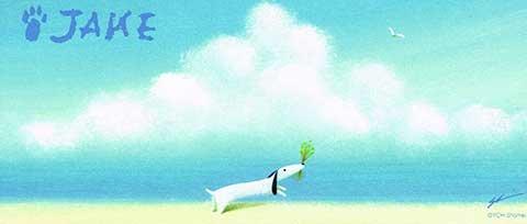 一筆箋<2014>【森が海をつくる】