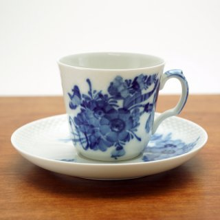 Blue Flower-3モカ / Royal Copenhagen / DENMARK