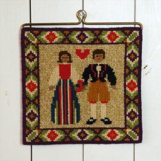 TVIST ツヴィスト刺繍 民族衣装カップル