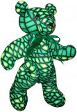 <img class='new_mark_img1' src='//img.shop-pro.jp/img/new/icons16.gif' style='border:none;display:inline;margin:0px;padding:0px;width:auto;' />【SPACETRIBE】Teddy Bear : Jungle Dragonfly
