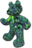 <img class='new_mark_img1' src='//img.shop-pro.jp/img/new/icons1.gif' style='border:none;display:inline;margin:0px;padding:0px;width:auto;' />【SPACETRIBE】Teddy Bear : Lime MiniMayan
