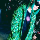 <img class='new_mark_img1' src='//img.shop-pro.jp/img/new/icons16.gif' style='border:none;display:inline;margin:0px;padding:0px;width:auto;' />【SPACETRIBE】 Hooded Zip Jacket : Sea of Green Weed