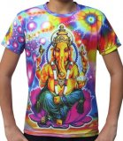 <img class='new_mark_img1' src='//img.shop-pro.jp/img/new/icons1.gif' style='border:none;display:inline;margin:0px;padding:0px;width:auto;' />【SPACETRIBE】SUBLIME S/S T:Psy Ganesha