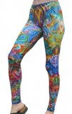 <img class='new_mark_img1' src='//img.shop-pro.jp/img/new/icons1.gif' style='border:none;display:inline;margin:0px;padding:0px;width:auto;' />【SPACETRIBE】Sublime Leggings : Holographic Altar