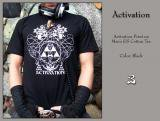<img class='new_mark_img1' src='https://img.shop-pro.jp/img/new/icons16.gif' style='border:none;display:inline;margin:0px;padding:0px;width:auto;' />【BUDDHAFUL】ACTIVATION TEE