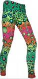 【SPACETRIBE】FULL PRINT LEGGINGS :ATOMIC RAINBOW