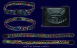 【SPACETRIBE】UFO MONEY BELT : FULLY WIRED