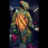 <img class='new_mark_img1' src='//img.shop-pro.jp/img/new/icons16.gif' style='border:none;display:inline;margin:0px;padding:0px;width:auto;' />【SPACETRIBE】Hooded Zip Jacket : PolyMorph