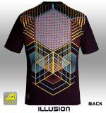 <img class='new_mark_img1' src='https://img.shop-pro.jp/img/new/icons16.gif' style='border:none;display:inline;margin:0px;padding:0px;width:auto;' />【Public Beta】Tシャツ Illusion 0602