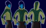 <img class='new_mark_img1' src='//img.shop-pro.jp/img/new/icons16.gif' style='border:none;display:inline;margin:0px;padding:0px;width:auto;' />【SPACETRIBE】ELF JACKET:GREEN