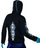 <img class='new_mark_img1' src='//img.shop-pro.jp/img/new/icons16.gif' style='border:none;display:inline;margin:0px;padding:0px;width:auto;' />【SPACETRIBE】MORPH JACKET ROUND HOOD: GLO CHAKRA