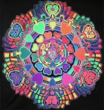 <img class='new_mark_img1' src='//img.shop-pro.jp/img/new/icons1.gif' style='border:none;display:inline;margin:0px;padding:0px;width:auto;' />【SPACETRIBE】UV BANNER HEART MANDALA