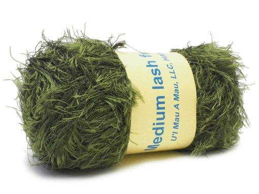 新ロット:Medium Lash Fuzzie [Forest Green]