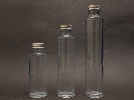 新!ハーバリウム用 ガラスボトル 丸