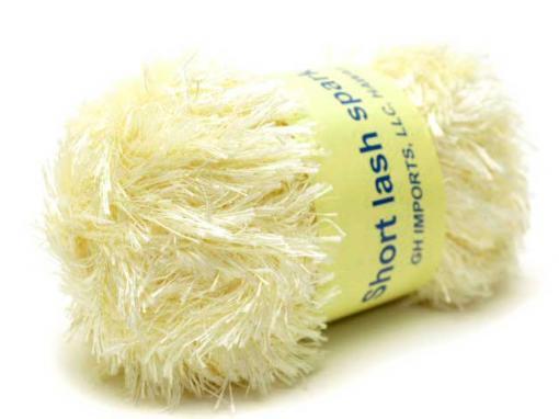 Short Lash Sparkle [Ivory]