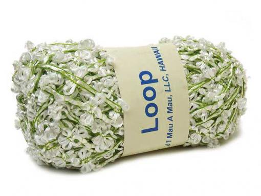 Loop [White/Moss Green]