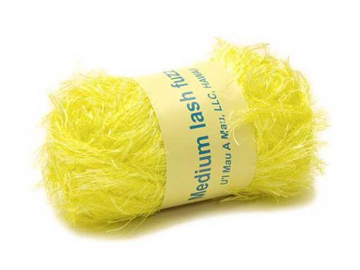 Medium Lash Fuzzie [Light Yellow]