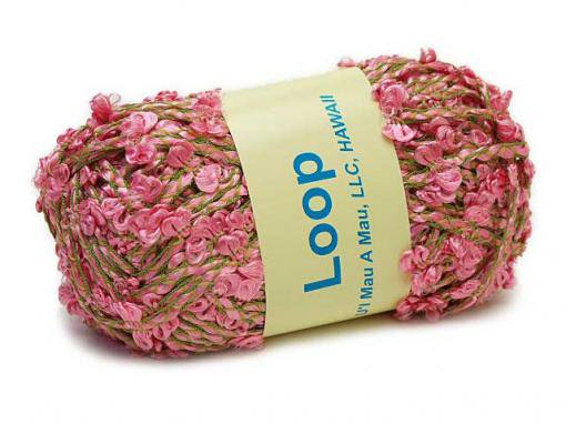 Loop [Original Pink w/Green Thread]