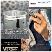 NEW YORK|VERSANI/ベルサーニ|シルバー925 リング/プレーン