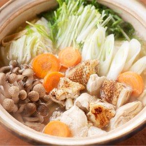 水炊きセット(3〜4人前)【冷凍】(きくち村の赤どり)