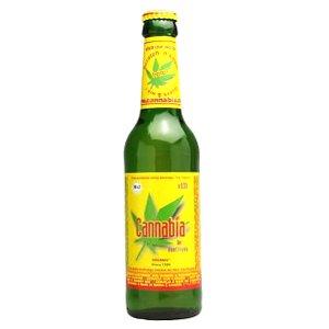 【オーガニックビール】カンナビアビール(ヘンプビール) 330ml ※農薬不使用の麦芽、ホップ、ヘンプ(麻)を使用