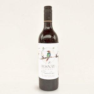 【酸化防止剤・無添加】ビオワイン【赤】ロズネー フリーダムレッド 750ml